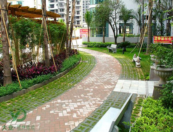 德沁苑小区香港亚博官网工程