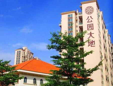 深圳龙岗公园大地香港亚博官网工程