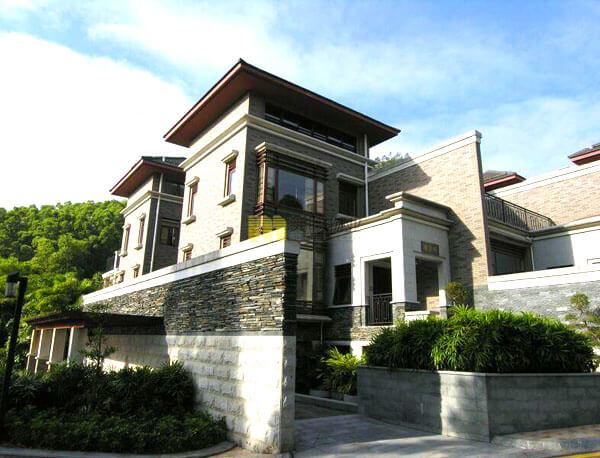仙湖山庄二期凤凰谷景观绿化工程