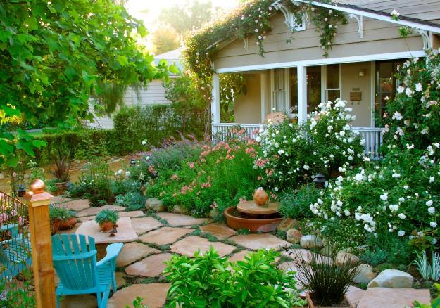 庭院绿化工程